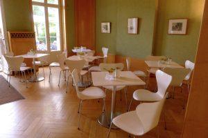 Elegantes Café